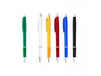 Winning plastična hemijska olovka sa gumiranim gripom WZ-2011A (301657)