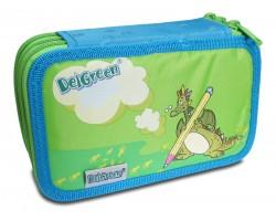 Pernica Delgreen, 3 zipa, puna, zelena (101844)
