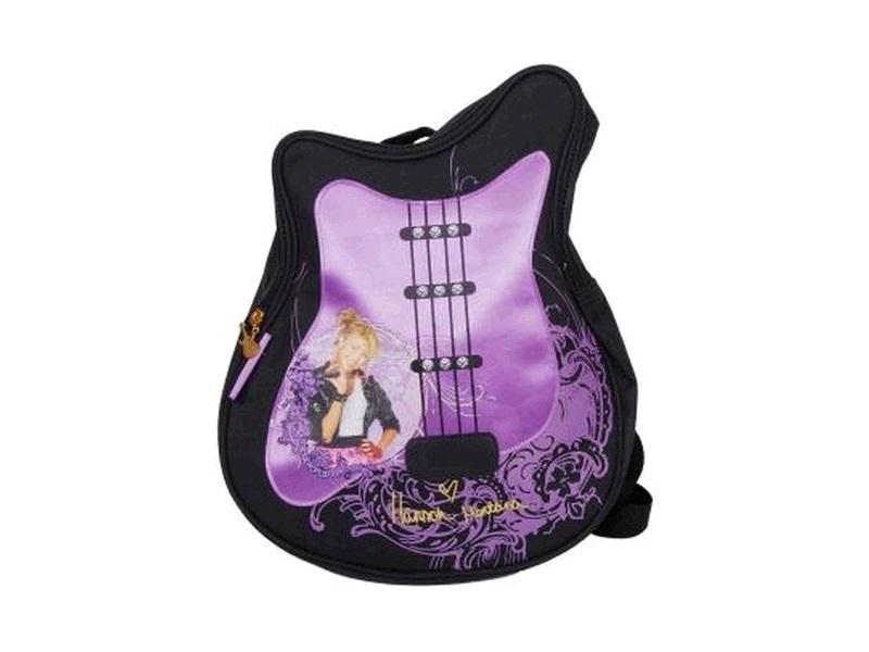 Školska torba u obliku gitare, Hannah Montana (132476)