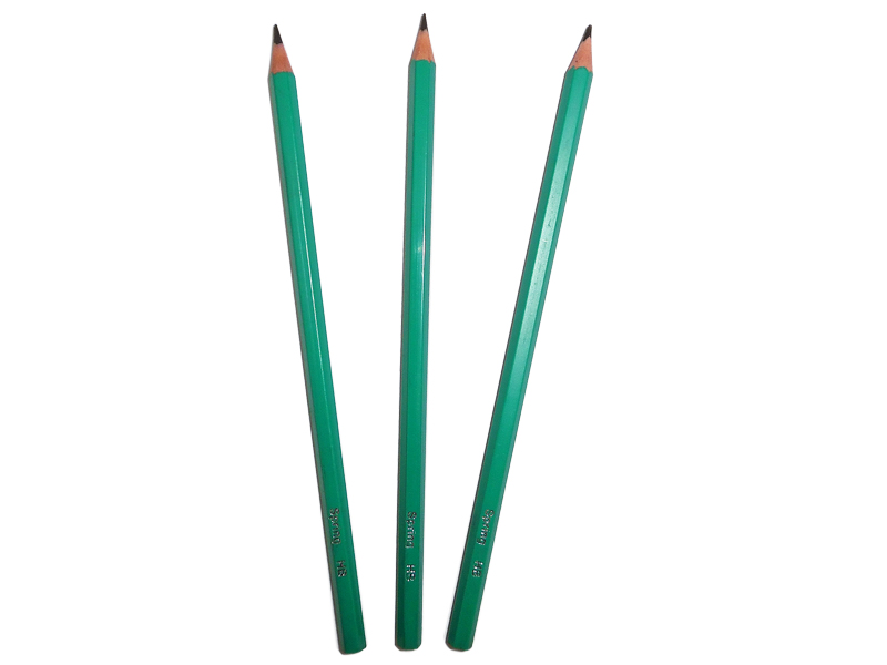 Plastična grafitna olovka HB (122494-1)