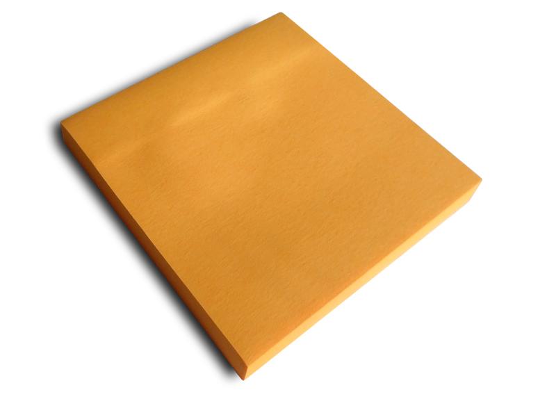 Samolepljivi listići, fluo, 76 x 76mm (252566)