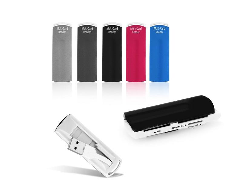 USB Čitač memorijskih kartica (262680)