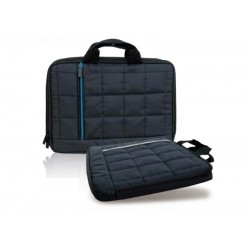 (2857) Trendy flat poslovna torba za A4 dokumenta il mali laptop