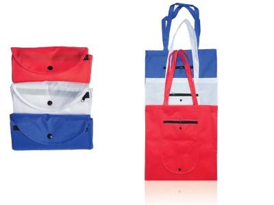 Sklopiva torba za kupovinu od pet eko materijala (432859)