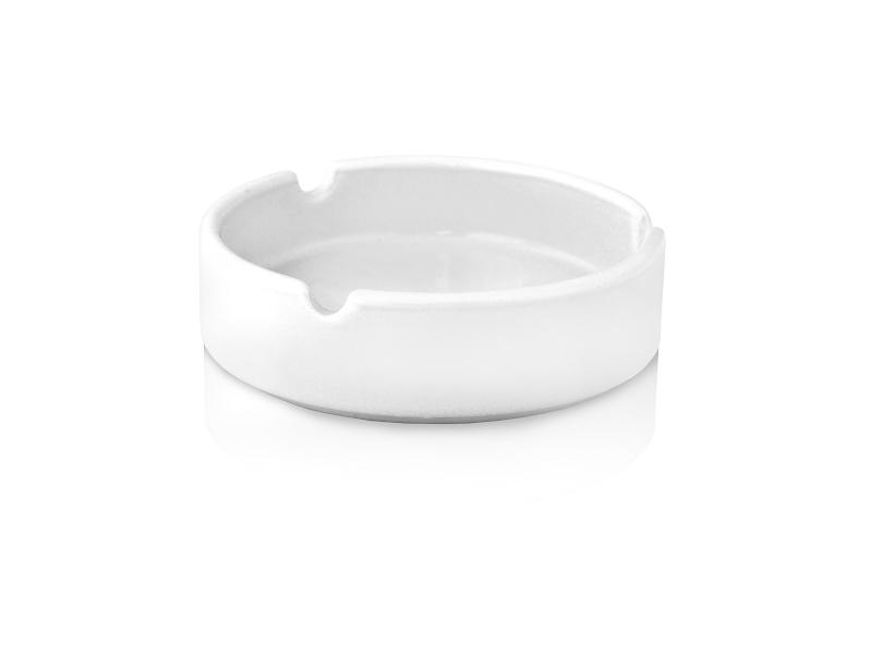 Porcelanska pepeljara, bela (343113)