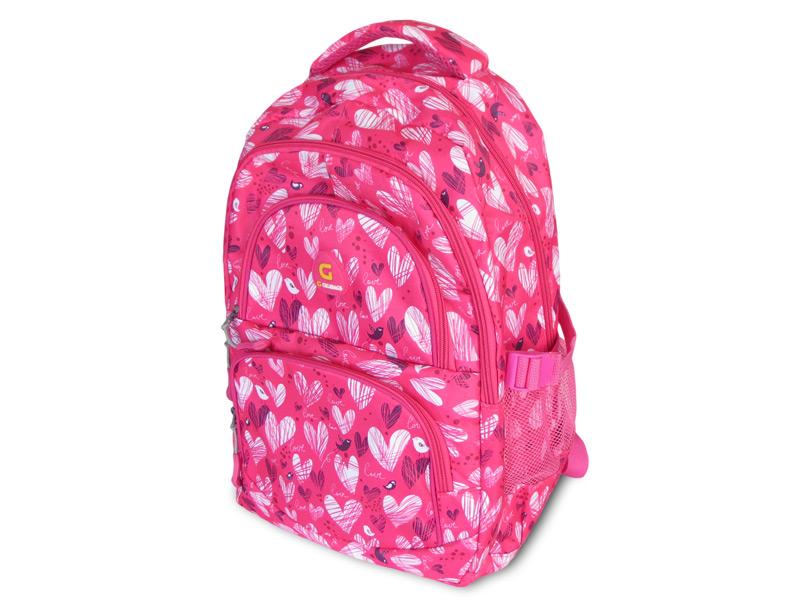 Školski ranac Gigabags,  pink (133229)