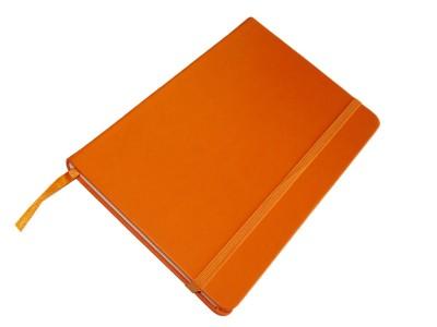 Rokovnik JCC trend, tvrde korice, pozadi džep, oranž (324332)