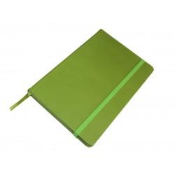 JCC trend dnevnik bez datuma, PU tvrde korice, pozadi džep, zeleni (324332)
