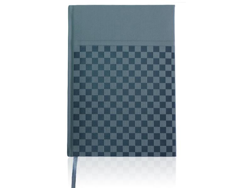 Moderna B5 agenda (rokovnik), tvrde korice, sivi (324344)
