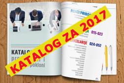Naš katalog za 2017